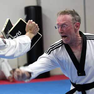 Martial arts leeds - age no barrier
