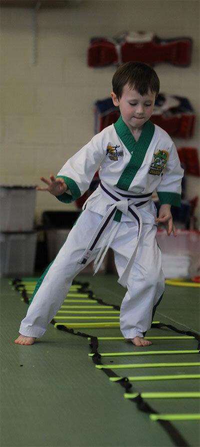 Taekwondo for kids in Leeds